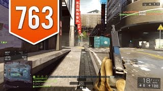 BATTLEFIELD 4 (PS4) - Road to Max Rank - Live Multiplayer Gameplay #763 - CLOSE ENOUGH!