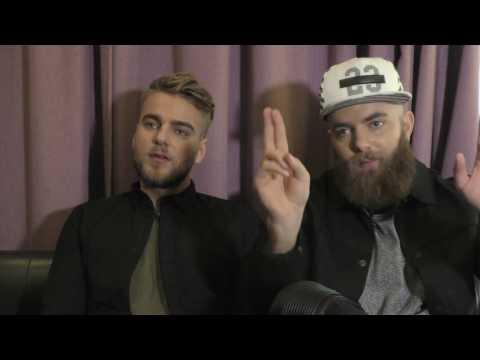 Showtek interview - Wouter and Sjoerd