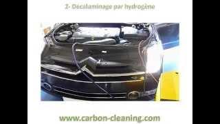 Voyant Moteur EGR Citroen C6 3l HDI avec Carbon Cleaning