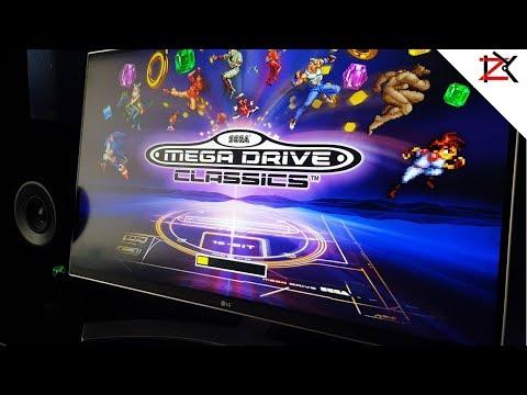 My Childhood Games | Sega Mega Drive Classics Games ON PS4 | OVER 50 TITLES thumbnail