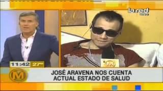 José Aravena en directo para Mañaneros: entrega detalles sobre su estado de salud