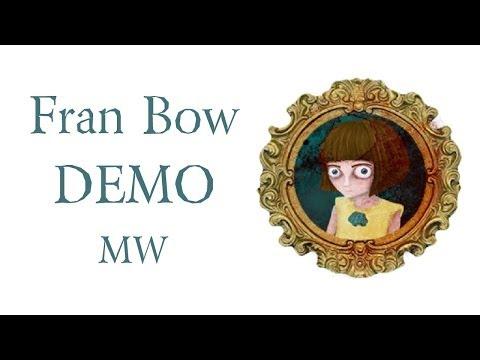 FRAN BOW прохождение /Хорор-квест на Helloween/