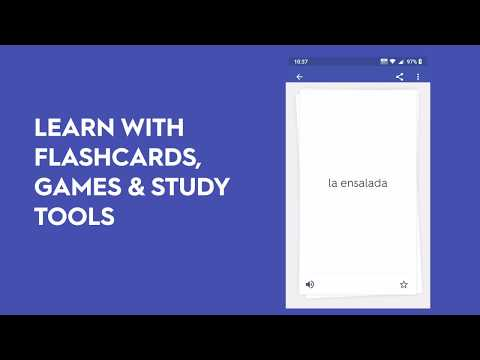 Quizlet: Learn Languages & Vocab with Flashcards - Apps on