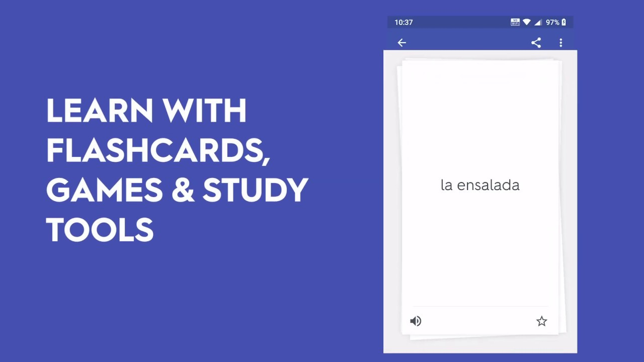 Quizlet: Learn Languages & Vocab with Flashcards - by