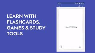The Quizlet Android App: Learn with Flashcards, Games & Study Tools