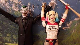 Джокер и Харли Квинн Мультик из игрушек