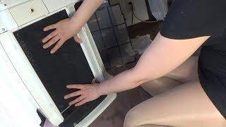 空気清浄機(ダイキン)の掃除