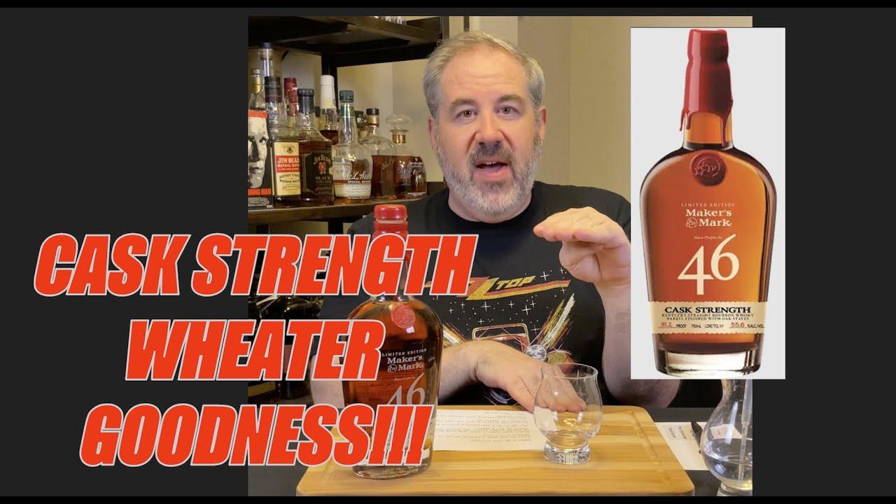 Download S1E30: Reviewing Maker's Mark 46 Cask Strength Bourbon!