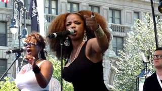 Leela James Music - live at City Hall Park, New York City.mp3