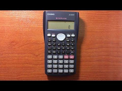 82MS Calculator Tricks | Casio fx-82ms | Scientific Calculator Tips and Tricks | Unboxing 82ms Casio