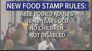 Food stamp cuts coขld impact roughly 700,000