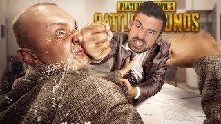 ДЕРЕВЕНСКИЕ РАЗБОРКИ в Battlegrounds