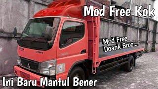 Cara Install Mod Bussid + Review Mod Truck Canter Muat Semen (Bussid V2.9)