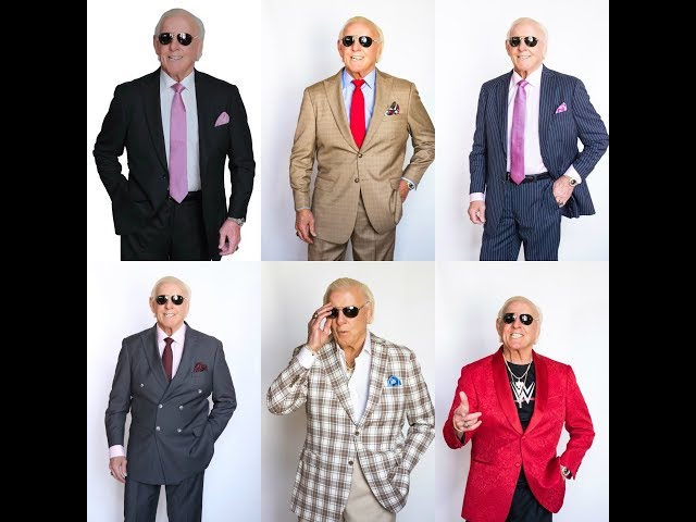 Behind The Scenes: The Ric Flair Collection