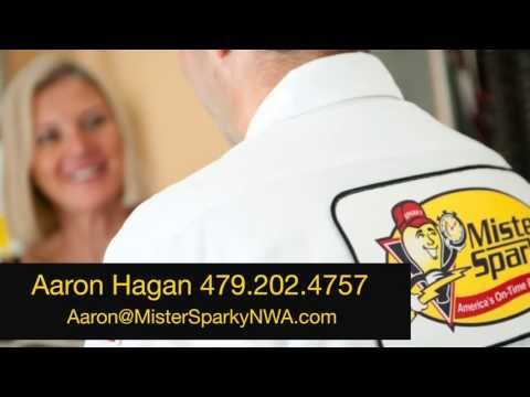 About Mister Sparky Northwest Arkansas Electricians