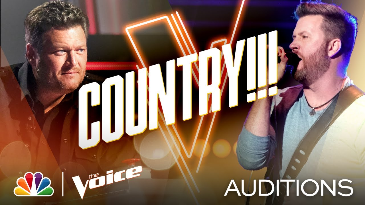 'The Voice' live shows begin: Country singers dominate top 17 ...