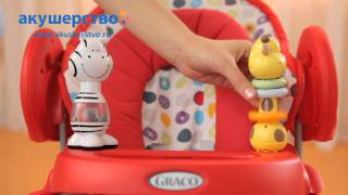 Качели Graco Swing'n'Bounce(Качели Graco Swing'n'Bounce http://akusherstvo.ru/magaz.php?action=show_tovar&tovar_id=8077 6 скоростей для использования в качестве качелей 2..., 2012-01-30T13:07:44.000Z)