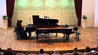 6. Piano-duo Spring Festival. Gala concert (3 part: encores)