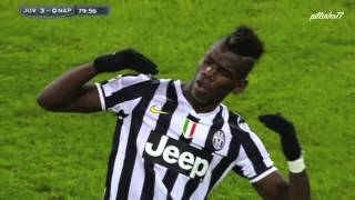 Paul Pogba - Top 5 Goals HD
