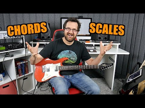 How To Mix Chords And Scales