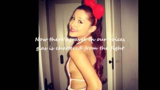 Ariana Grande - Love The Way You Lie (lyrics)
