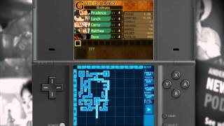 Quick Look: Etrian Odyssey III: The Drowned City