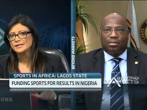 Re-developing sports in Lagos State