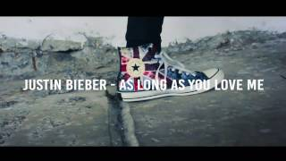 Justin Bieber - As Long As You Love Me Short DANCE CLIP