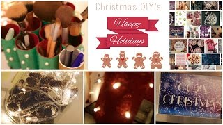 Affordable & Easy DIY's for Christmas +GIVEAWAY♥︎ Thumbnail