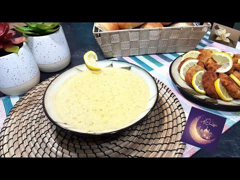 soupe-de-brocolis-très-facile-&-délicieuse/وصفات-رمضان:شوربة-البروكلي-بالكريمة-مغدية-و-سريعة-التحضير