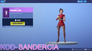 FORTNITE SHOP 14.07.2019 NOUVEAU COSSACK SKIN!! RUSA-KA