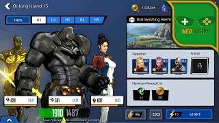 DC UNCHAINED Skin Batman / Flash / Wonder Woman - Gameplay Lv.21 (CBT)