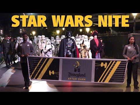 Star Wars Nite | Disneyland After Dark