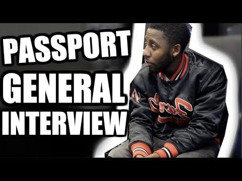 Tee Talk - Passport General Interview