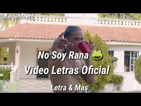 Download No Soy Rana ❌ Jc La Nevula ( Vídeo Lyrics )