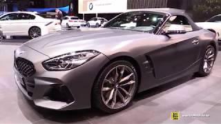 2019 BMW Z4 40i xDrive - Exterior and Interior Walkaround - 2019 Geneva Motor Show