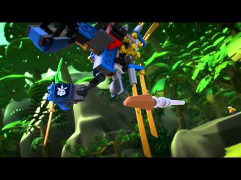 Lego Ninjago | 70754 | Electromech | Lego 3D Review