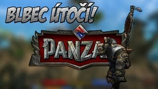 Český GamePlay | První Dojem - Panzar | Free To Play MMORPG | Blbec Jde Do Akce | HD - 720p