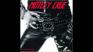 Motley Crue Too Fast For love