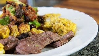 Santa Fe Steak And Eggs: Best Breakfast For Weight Loss