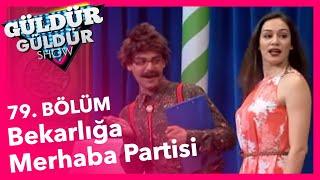 Güldür Güldür Show 79. Bölüm, Bekarlığa Merhaba Partisi
