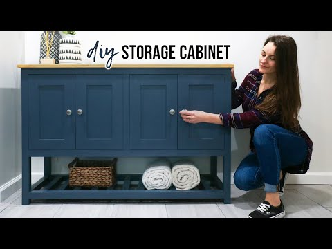 diy-sideboard-cabinet-(with-storage!)