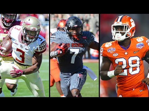 Top 3 Breakout Running Back Candidates | ACC Football