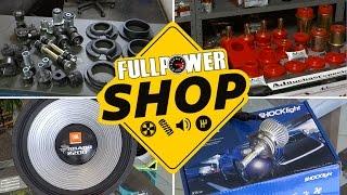 FULLPOWER Shop 25/04/2016 Performance, som, buchas(FULLPOWER sai em busca de promoções e negócios especiais para você equipar seu carro: é o FULLPOWER Shop! Vamos às lojas e prestadores de ..., 2016-04-25T14:48:44.000Z)