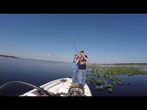 Bass Fishing With The Bass Guy On Lake Kissimmee