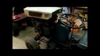 Craigslist Find; 1964 David Bradley Suburban 725 Garden Tractor