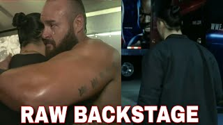 WWE Raw Backstage Roman Reigns Leaving ! WWE Monday Night Raw 22 October 2018 Highlights !