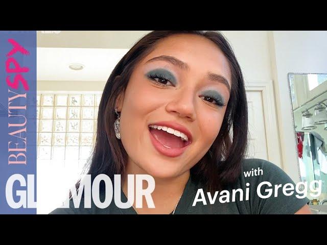Avani Gregg On TikTok Tips, Building Hype & Her Makeup Faves | GLAMOUR Beauty Spy