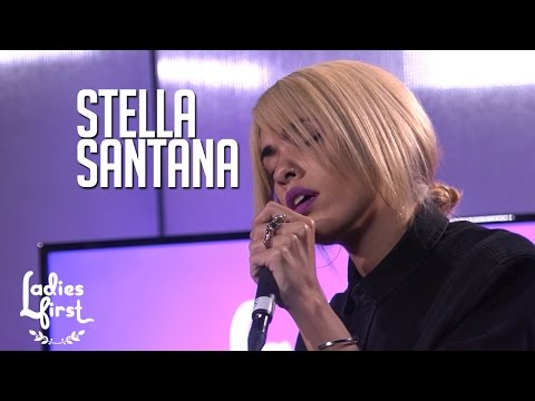 STELLA Talks Being The Daughter Of A Music Legend, Meeting Lauryn Hill & Performs On Ladies First