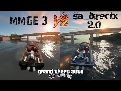 MMGE 3 VS SA_DirectX 2.0 Final (HIGH) GTA ENB Marty McFly's Versus XMakarusX FULL HD 1080p60